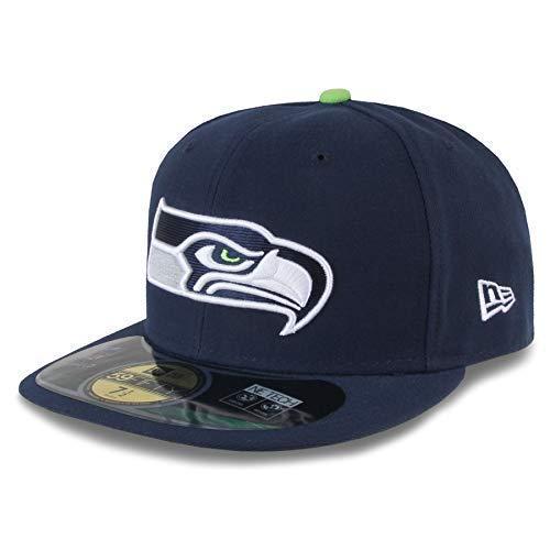 New Era 59Fifty Cap NFL Seattle Seahawks #2345-7 7/8 -
