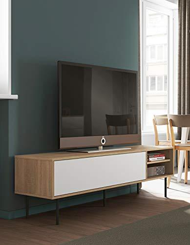 Temahome banc tv ampère, 165x47,9x40 cm (LxPxA)