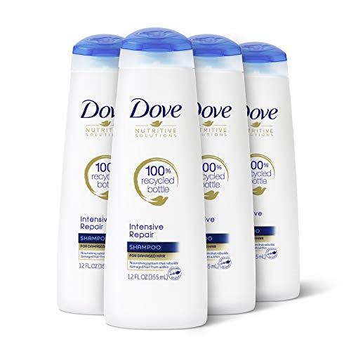 Champú Dove de 355 ml para reparación intensiva de daños