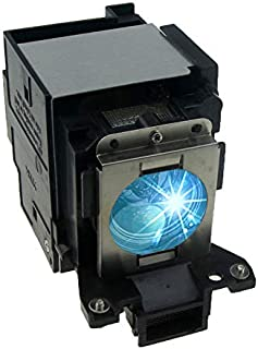 Lanwande LMP-C200 Replacement Projector Lamp Bulb with Housing for Sony VPL-CW125 VPLCW125 VPL-CX100 VPLCX100 VPL-CX120 VPLCX120 VPL-CX125 VPLCX125 VPL-CX150 VPLCX150 VPL-CX155 Projectors