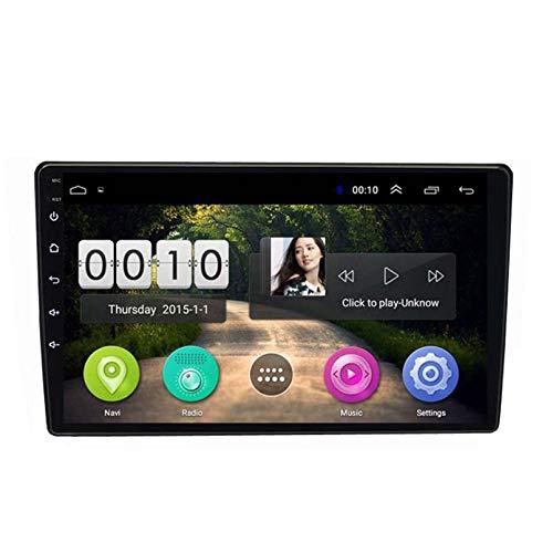 SDFLKH Android 8.1Car Radio para Lada ВАЗ GRANTA Sport 2011-2018 Coche Estéreo GPS Navegación Pantalla Táctil Touch Player Doble DIN Head Unit Support WiFi Control del Volante(Color:4G+WiFi:1+16G)