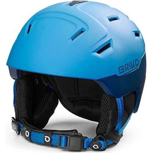 Briko Storm 2.0 Casque de Ski/Snow, Unisexe, Taille L