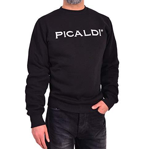 Picaldi Sweatshirt | Kollektion 2020 | Schwarz | Weiss | Weinrot | Blau | Grau, Farbe: Schwarz, Größe: M