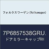 フォルクスワーゲン(Volkswagen) ドアミラーキャップRH 7P6857538GRU.
