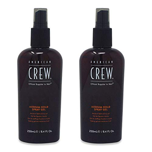 American Crew Medium Hold Spray Gel 8.45oz