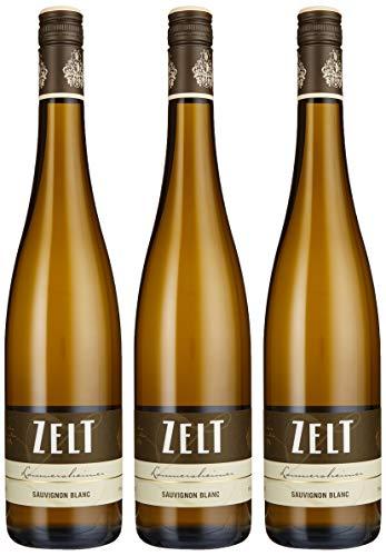 Zelt Laumersheimer Sauvignon Blanc 2016 trocken (3 x 0.75 l)