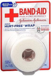 Band-Aid Hurt-Free Wrap Medium 2