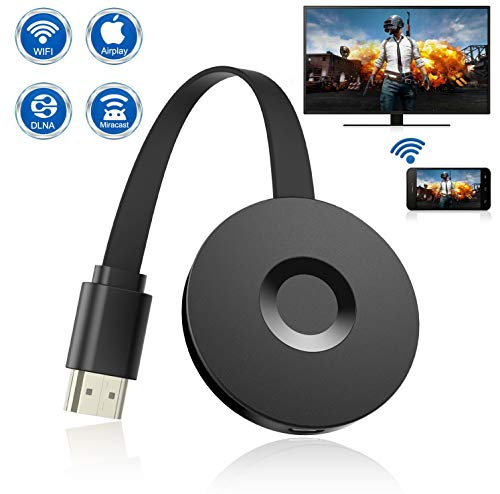 Why Should You Buy Wireless Display Dongle, WiFi Portable Display Receiver for TV Projector, 1080P H...