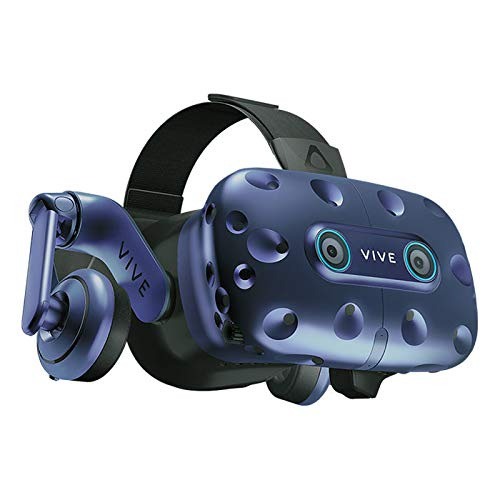 HTC Pro Eye 99HARJ002-00 - Kit de Realidad Virtual, Color Negro
