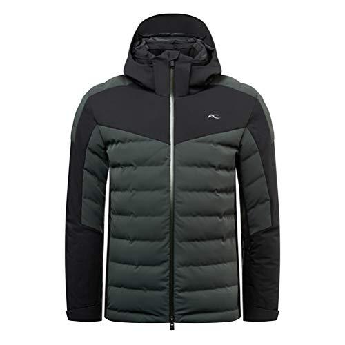 KJUS Lasse Men Sight Line Jacket grün - 56