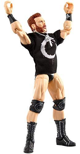 WWE Élite Figura Sheamus, muñeco articulado de...