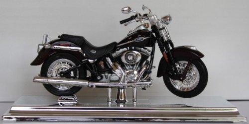 Motorrad Modell Harley Davidson 2005 FLSTCI Softail Springer Classic - Maisto 1:18