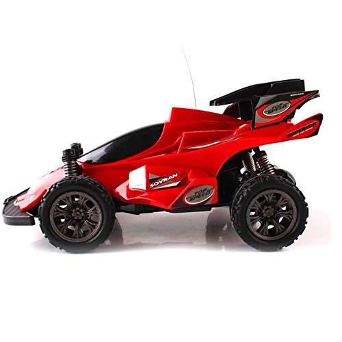 Poooc Elektro-Rennen Buggy, 01.18 Crawlers Off-Road Rock-Fahrzeug 4WD Racing Fahrzeuge 2,4 GHz Funkfern RTR Steuer LKW High Speed of Outdoor All Terrain RC Cars for Erwachsene und Kinder Geburtstags