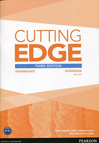 Cutting edge. Intermediate. Workbook. With key. Per le Scuole superiori. Con espansione online [Lingua inglese]