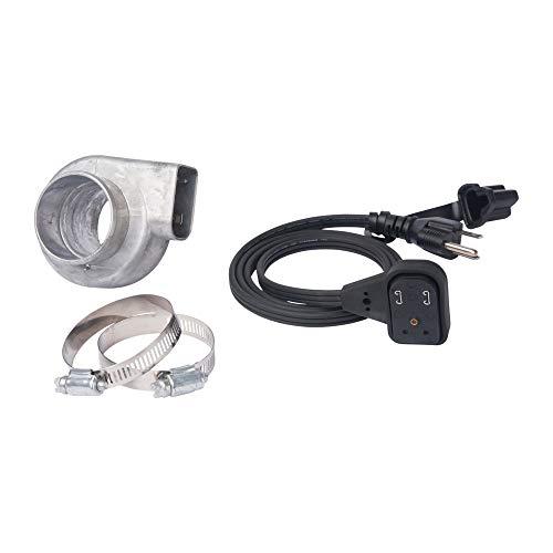 Zerostart 3200003 Lower Radiator Hose Heater, For 1-1/2' Hose | CSA Approved | 120 Volts | 600 Watts