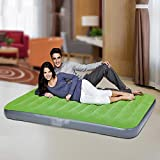 RH-ZTGY Inflatable Bed, Air Mattress Comfort Single Blow Up Airbed Camping Air Mattresse -...