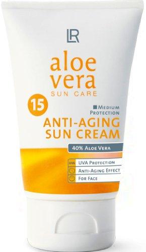 LR Aloe Vera anti-edad Crema solar SPF 15