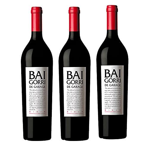 Vino Tinto Baigorri Garage de 75 cl - D.O. La Rioja - Bodegas Baigorri (Pack de 3 botellas)