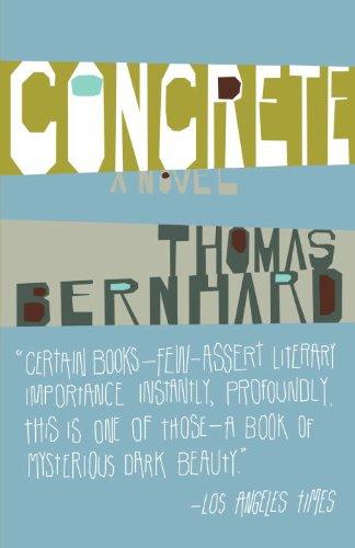 Concrete (Vintage International) (English Edition)