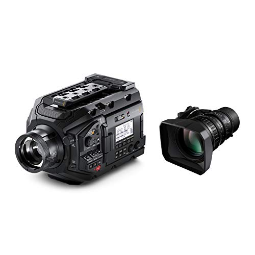 Check Out This Blackmagic Design URSA Broadcast Camera Bundle with Fujinon LA16x8BRM-XB1A Lens Kit