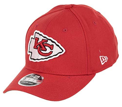 New Era Kansas City Chiefs 9fifty Stretch Snapback Cap NFL Essential Red - One-Size