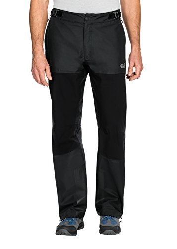 Jack Wolfskin The Humboldt Pants Men, Herren, 1109111, Schwarz, 50 (US 34/32)