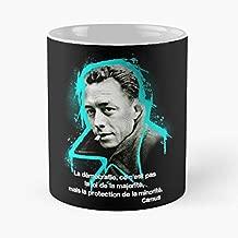 Camus Democracy Existentialism Minority C Best Noble 11oz Gift Coffee Mug