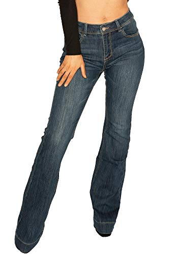 Da Donna Grigio Antracite Stretch Jeans Attillati Salopette nelle taglie 6 8 10 12 14