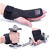 HLHSSS Handgelenk Bandagen Fitness Gewichtheberhandschuhe Grip Palm Protector Strap...