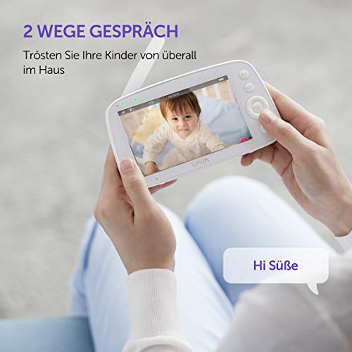 Bild 1: VAVA Video Baby Monitor VA-IH006