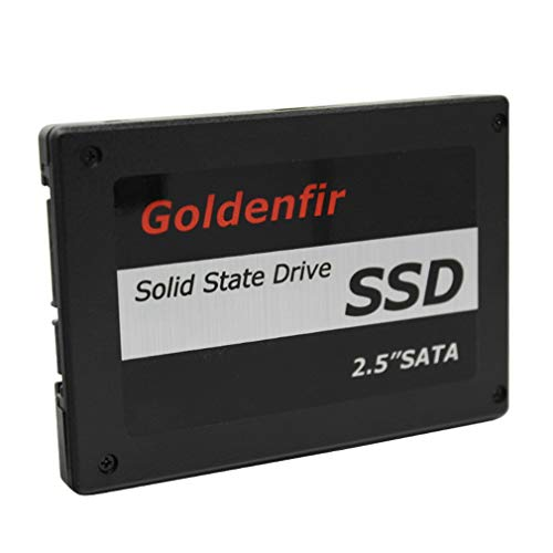 Unidades de Estado sólido Computadora de Escritorio Computadora portátil Disco Duro SSD Computadora Universal Negro 360GB 360