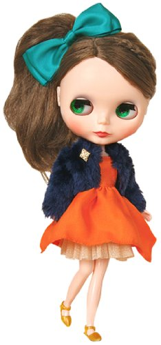 Takara Tomy Neo Blythe Shop Limited Orange and Spices Figure Doll Japan [Toy] (japan import)