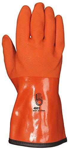Bellingham Glove Atlas SB460L - Guanti isolati resistenti al freddo per spazzaneve rotativo, taglia L