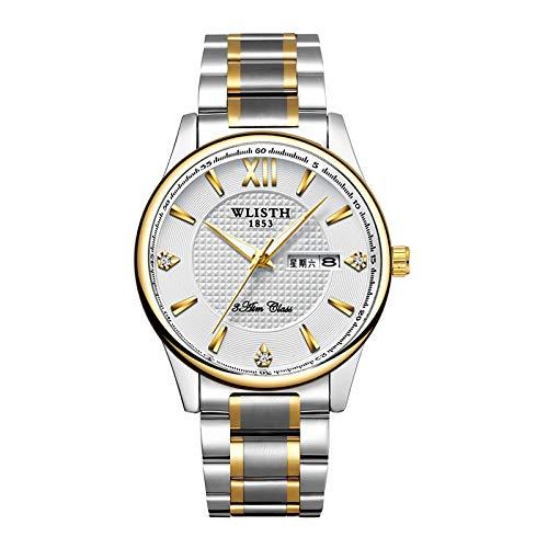 Waterproof Watch, Casual Compass Digital Outdoor Sports Watch for Men Women, Stopwatch Countdown Military