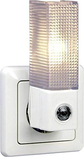 REV Ritter Nachtlicht LED mit Dämmerungssensor, weiß 0029310102