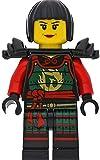 LEGO Ninjago - Figura de samurai X (NYA) con pelo y espadas