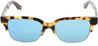 Marc Jacobs Half Frame Sunglasses for Unisex-adult 274-S - Blue Lens