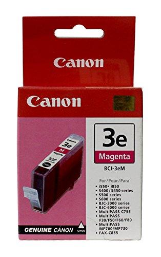CANON magenta ink tank (#bci-3e)