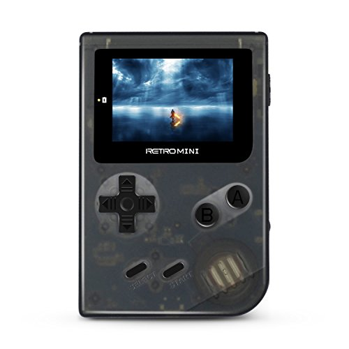 CHUANGXINYOUPIN CXYP Consolas de Juegos, Video Game Console Mini Player Portátil Video Juego de Mano 2.0 Pulgadas con 548 Classic Games Regalo para Niños Amigos