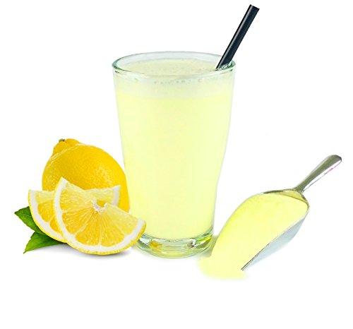Vital-Molke-Drink - Molkepulver 500g - Molkekur - Abnehmen mit Trinkmolke, verschiedene Sorten (Buttermilch-Zitrone)