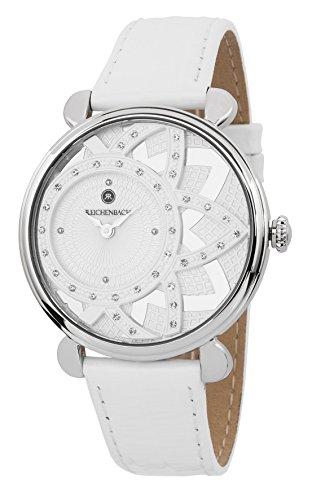 Reichenbach Reloj de Cuarzo Woman Baack Blanco 38 mm