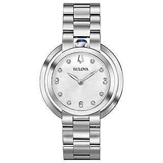 Bulova Dress Watch (Model: 96P184) (B073X2138L) | Amazon price tracker / tracking, Amazon price history charts, Amazon price watches, Amazon price drop alerts