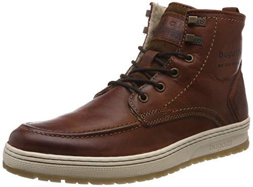 bugatti Herren 321334561200 Klassische Stiefel, Braun, 44 EU