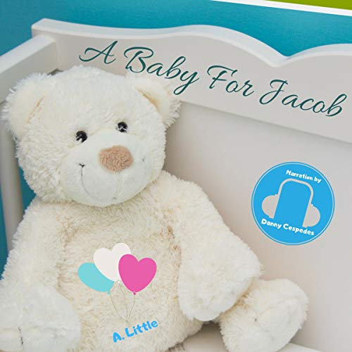 A Baby for Jacob Audiobook By A. Little cover art