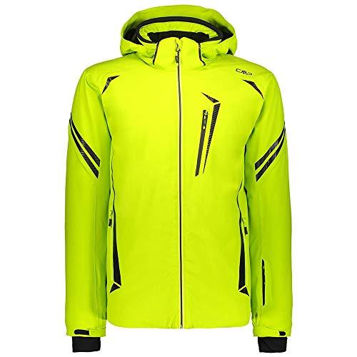 Campagnolo CMP Herren Mid Zip Hood Jacke Skijacke Wintersport Jacke