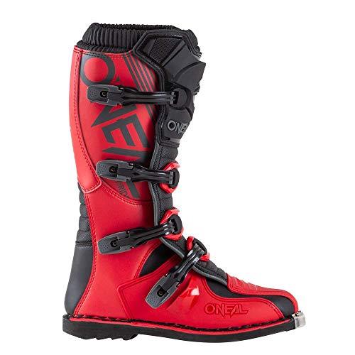 O'Neal Element - Botas para hombre, color rojo