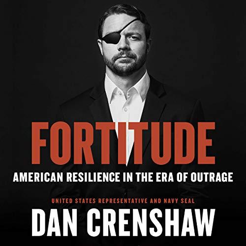 Fortitude audiobook cover art