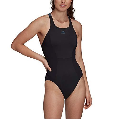 adidas Damen Sh3.Ro 4Xenia Bikini-Set, Black/Legblu, 2X