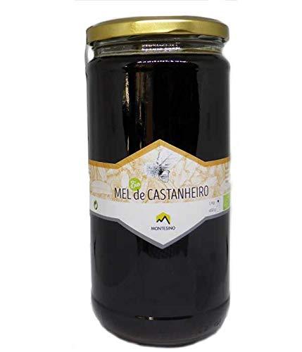 Miel de Castaño Ecológico 1Kg - Maravilla de Portugal