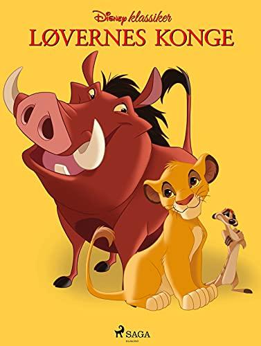 Walt Disneys klassikere - Løvernes Konge (Danish Edition)